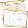 לוח תכנון שנתי משולב