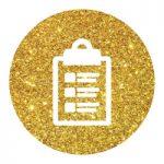 אייקון זהב מסמך