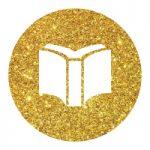אייקון זהב ספר