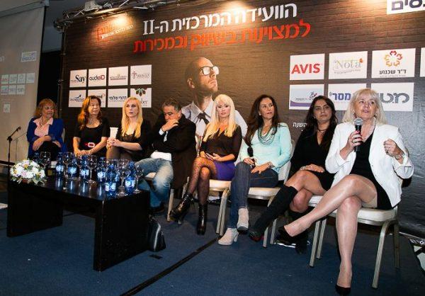 גרסיאלה בכנס מצויינות בשיווק ומכירות