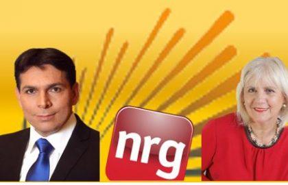גרסיאלה שפירו-גולדמן ב NRG  : דנון, כדאי שתלמד מנתניהו